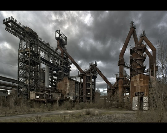 Stunning Collection Of Industrial Photography 26