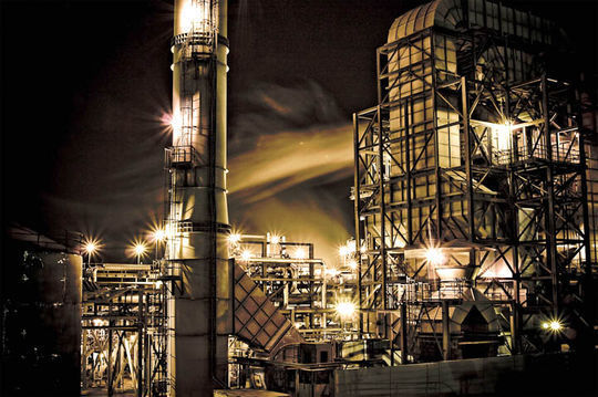 Stunning Collection Of Industrial Photography 2