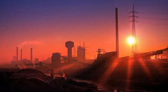 Stunning Collection Of Industrial Photography 13