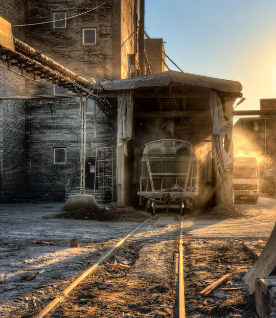Stunning Collection Of Industrial Photography 31