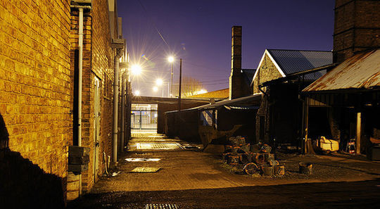 Stunning Collection Of Industrial Photography 32