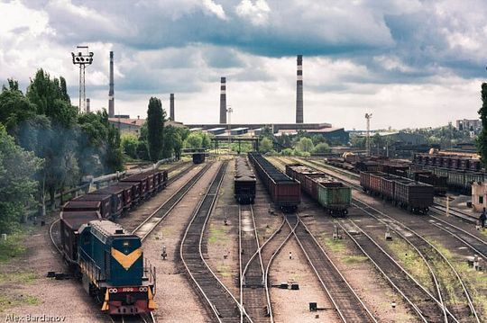 Stunning Collection Of Industrial Photography 34