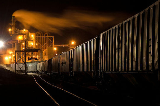 Stunning Collection Of Industrial Photography 41