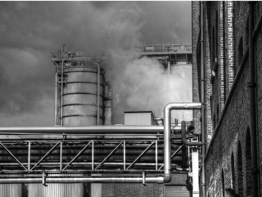 Stunning Collection Of Industrial Photography 10