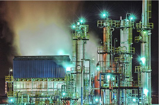 Stunning Collection Of Industrial Photography 6