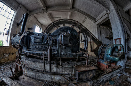 Stunning Collection Of Industrial Photography 44