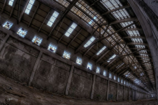 Stunning Collection Of Industrial Photography 45