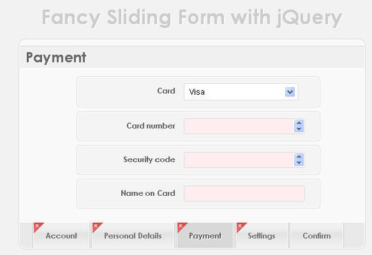 40+ Powerful jQuery Navigation Plugins And Tutorials 19
