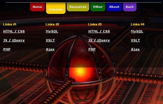 40+ Powerful jQuery Navigation Plugins And Tutorials 26