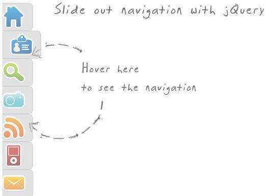 40+ Powerful jQuery Navigation Plugins And Tutorials 37