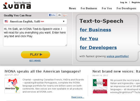 12 Free Online Services And Tools For Text-To-Speech Conversion 12