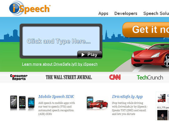 12 Free Online Services And Tools For Text-To-Speech Conversion 7