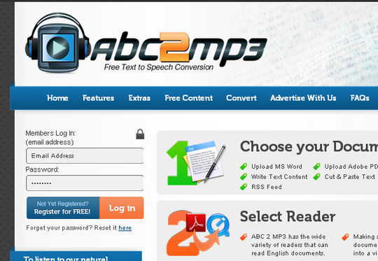12 Free Online Services And Tools For Text-To-Speech Conversion 2