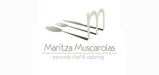 Stunning Collection Of Spoon, Fork And Knife Inspired Logo Design 5