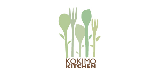 Stunning Collection Of Spoon, Fork And Knife Inspired Logo Design 21