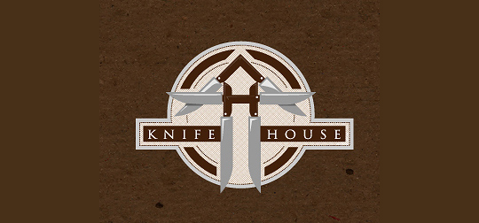 Stunning Collection Of Spoon, Fork And Knife Inspired Logo Design 6