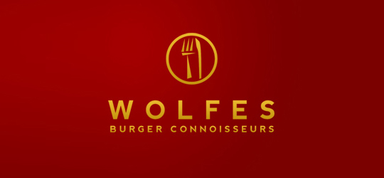 Stunning Collection Of Spoon, Fork And Knife Inspired Logo Design 11