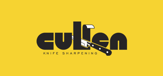 Stunning Collection Of Spoon, Fork And Knife Inspired Logo Design 9
