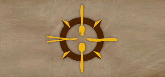 Stunning Collection Of Spoon, Fork And Knife Inspired Logo Design 13