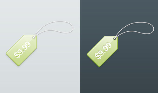 40 Beautifully Designed Stickers, Tags And Badges In PSD Files 31