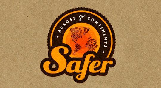 45 Elegant Collection Of Emblems & Badges Logo Design 26