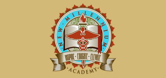 45 Elegant Collection Of Emblems & Badges Logo Design 27