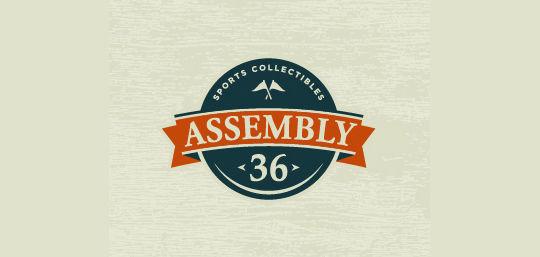 45 Elegant Collection Of Emblems & Badges Logo Design 45