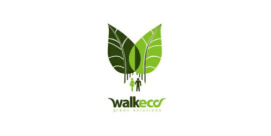 50 Cleverly Designed Leaf Logo Designs For Your Inspiration 14