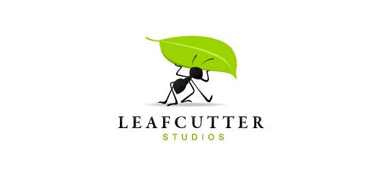 50 Cleverly Designed Leaf Logo Designs For Your Inspiration 20