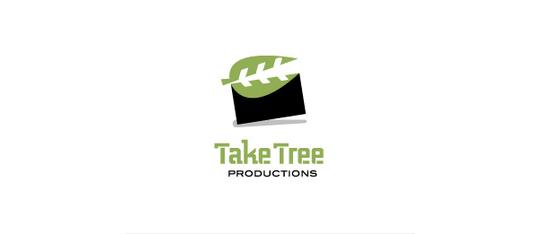 50 Cleverly Designed Leaf Logo Designs For Your Inspiration 23