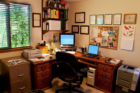 40 Inspirational Freelance Workspaces And Offices For Designer 3