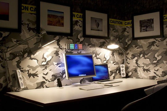 40 Inspirational Freelance Workspaces And Offices For Designer 7