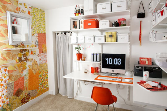 40 Inspirational Freelance Workspaces And Offices For Designer 33