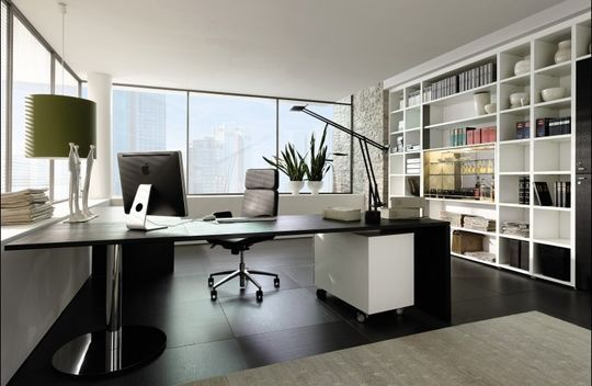40 Inspirational Freelance Workspaces And Offices For Designer 36