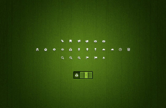 40 Symbols, Signs, Glyph And Simple Icon Sets For Your Design 3