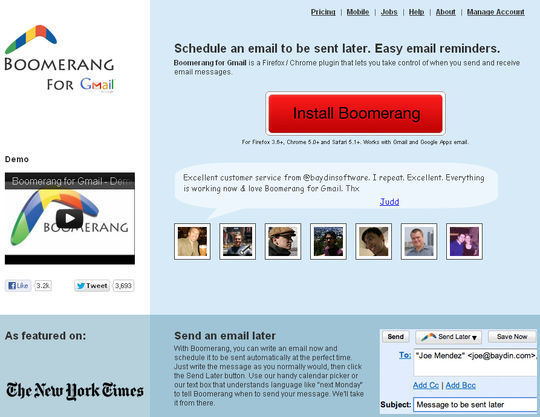 12 Useful Tools And Add-ons To Enrich Your Gmail Experience 3