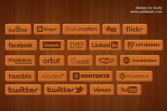 Latest Collection Of Free Icon Sets Available In PSD Format 40