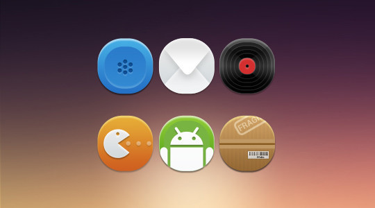 Latest Collection Of Free Icon Sets Available In PSD Format 42