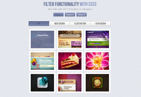 Ultimate Collection Of Fresh jQuery Plugins And Tutorials 33