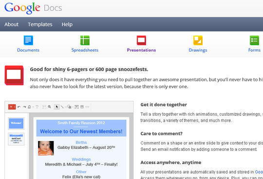 11 Free Online Presentation Tools To Help You Share Slides 4