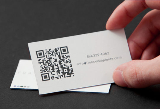Cleverly Created White Business Cards For Your Inspiration 21
