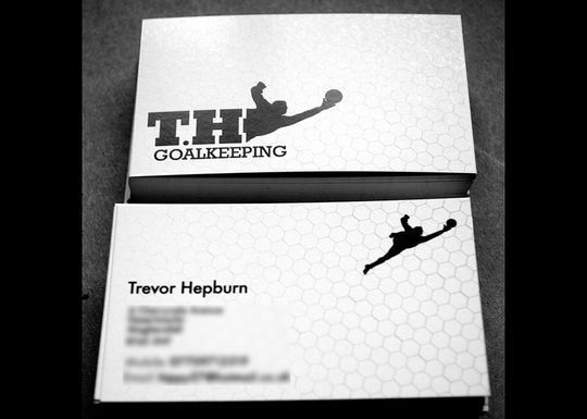Cleverly Created White Business Cards For Your Inspiration 25