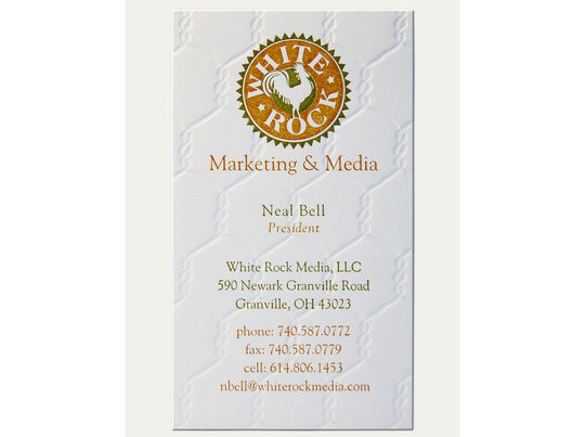 Cleverly Created White Business Cards For Your Inspiration 30