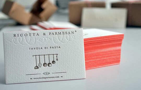 Cleverly Created White Business Cards For Your Inspiration 3