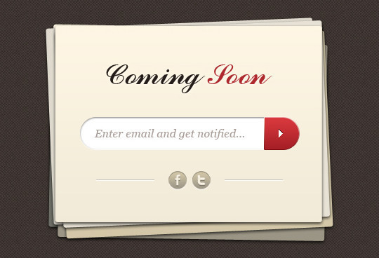 Ultimate Collection Of Free Coming Soon And Under Construction Templates 8
