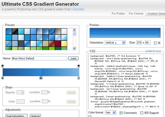 50 Useful Websites And Resources To Become A CSS Expert 48