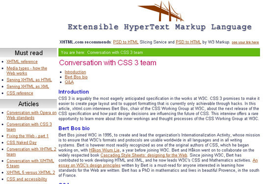 50 Useful Websites And Resources To Become A CSS Expert 15