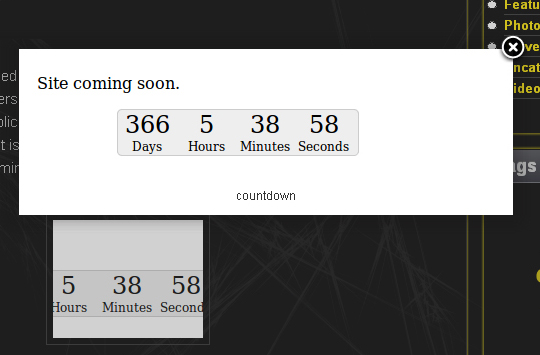 16 Cool Countdown Timer Scripts For Your Projects 16
