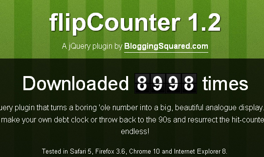 16 Cool Countdown Timer Scripts For Your Projects 17