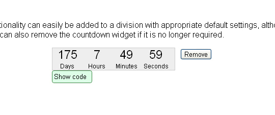 16 Cool Countdown Timer Scripts For Your Projects 8